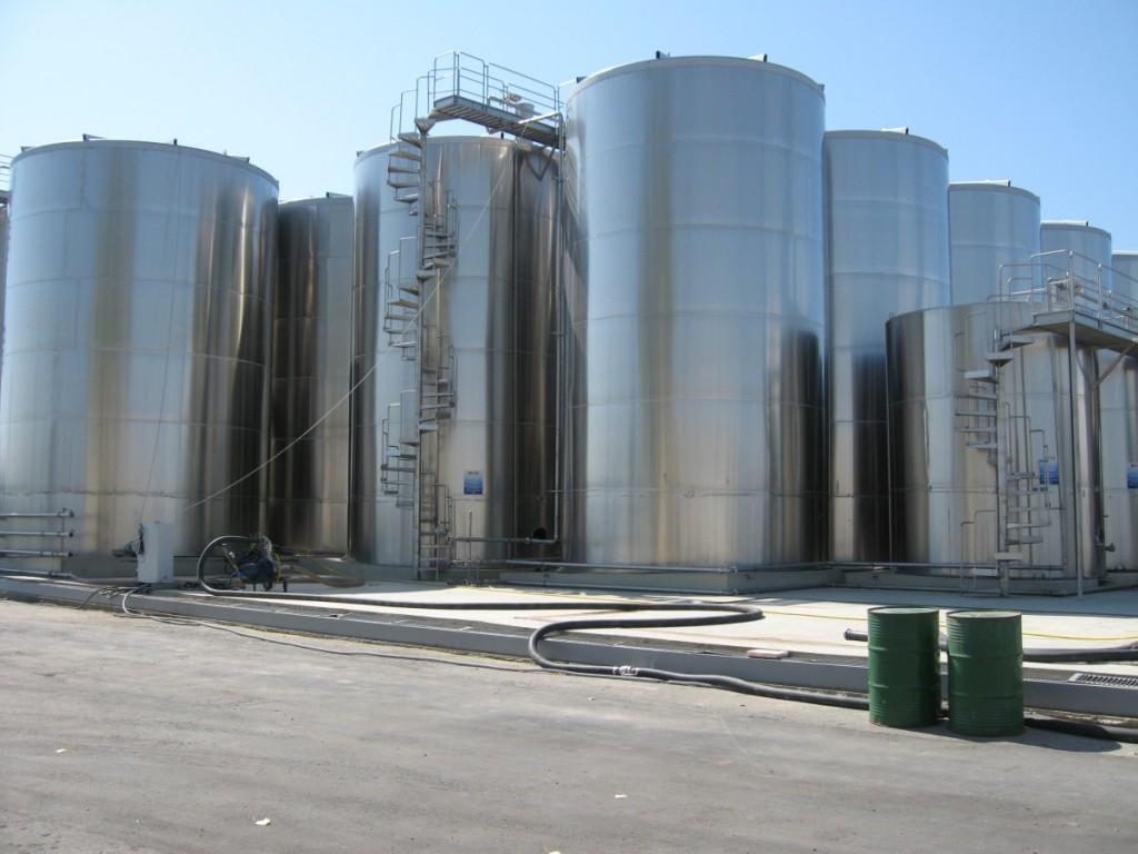 Конструкционные материалы для резервуаров